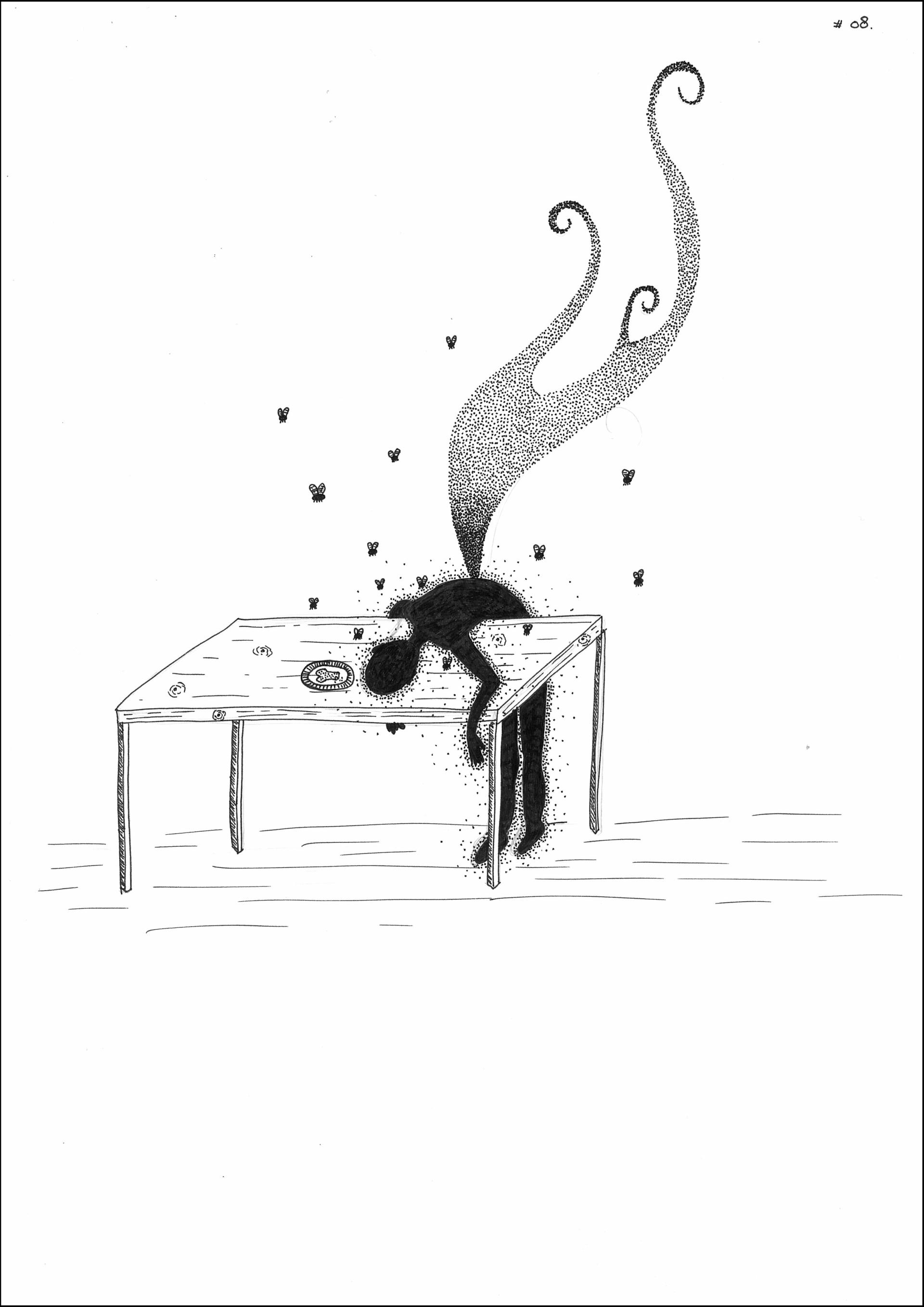 Robin Hendriks Fear of dots